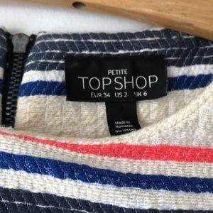 Topshop Dresses - Final Price Topshop Striped Dress